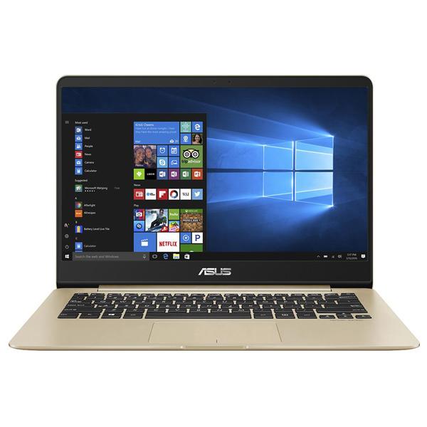 "Laptop ASUS ZenBook UX430UA-GV183T, Intel® Core™ i5-7200U pana la 3.1GHz, 14"" Full HD, 4GB, SSD 256GB, Intel® HD Graphics 620, Windows 10"