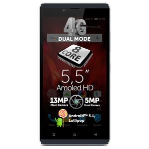 Telefon ALLVIEW V2 Viper X 16GB DUAL SIM Dark Blue