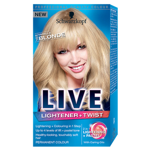 Vopsea de par SCHWARZKOPF Live, 102 Vanilla Blonde, 142.5ml