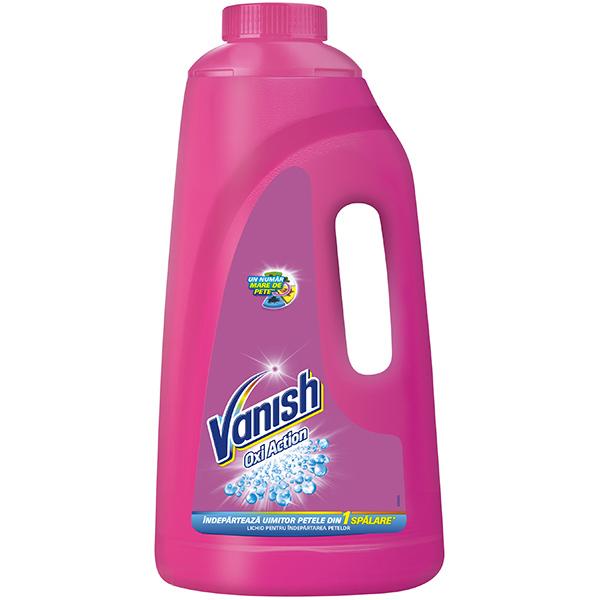 Solutie VANISH 2L pentru indepartarea petelor