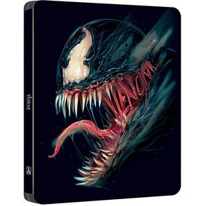 Venom Steelbook Pop Art Edition Blu-ray 3D + 2D