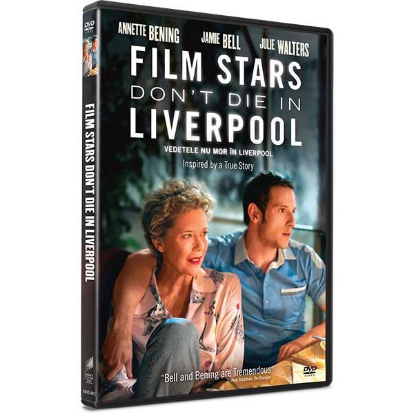 Vedetele nu mor in Liverpool DVD