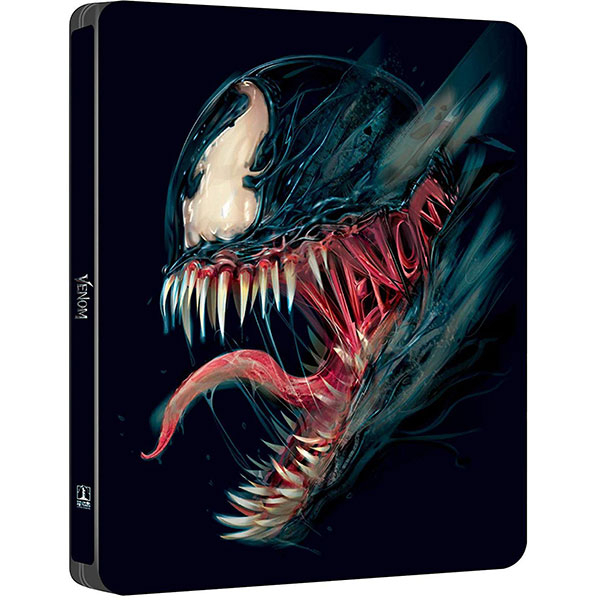 Venom Steelbook Pop Art Edition Blu-ray 3D + 2D