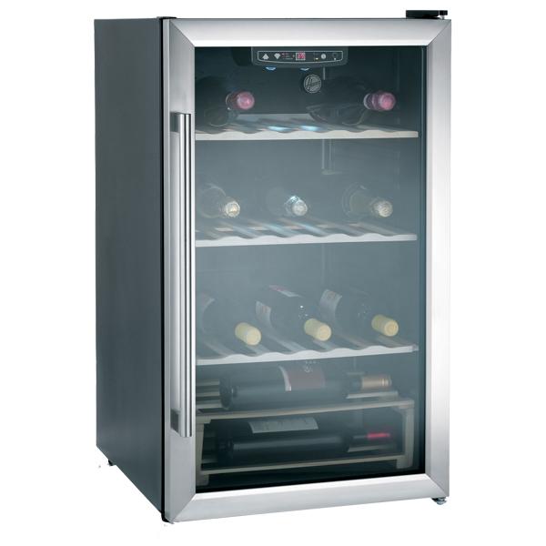 Racitor de vinuri HOOVER HWCA2335, 122l, 85 cm, A, negru
