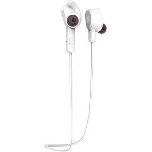 Casti PROMATE Vitally-2, Bluetooth, In-Ear, Microfon, alb