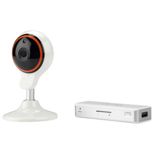 Smart Home Starter Kit MIO VixCam, alb
