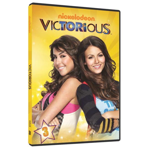 Victorious - Sezonul 1 DVD 3