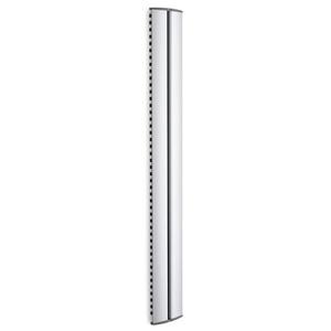 Suport acoperire cabluri VOGEL'S Cable 10 L, 94 cm, argintiu