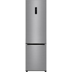Combina frigorifica LG GBB72PZDZN, 384 l, 203 cm, A++, argintiu