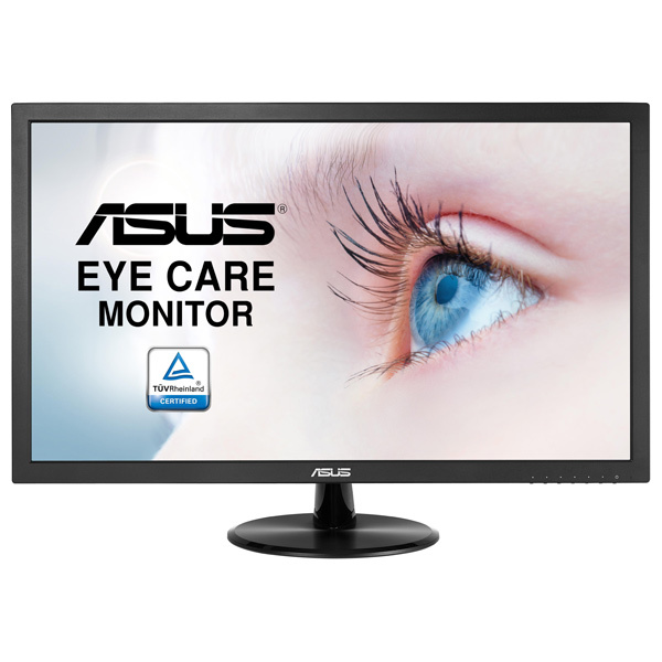 "Monitor LED TN ASUS VP228DE, 21.5"", Full HD, 60Hz, negru"