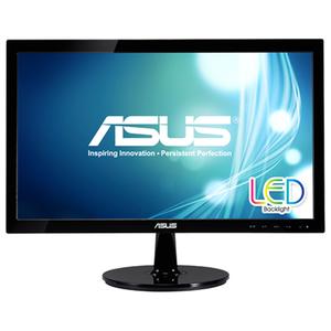 "Monitor LED TN ASUS VS278H, 27"", Full HD, 60Hz, negru"