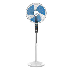 Ventilator cu picior ROWENTA Mosquito Protect VU4210, 3 trepte viteza, 40cm, 60W, alb-albastru