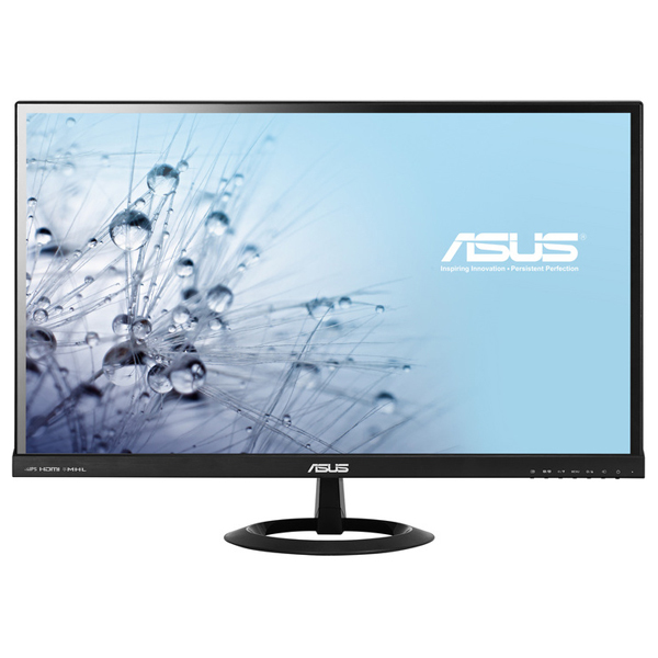 "Monitor LED IPS ASUS VX279H, 27"", Full HD, negru"