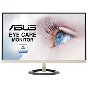 """Monitor LED IPS ASUS VZ279Q, 27"""", Full HD, auriu-negru"""