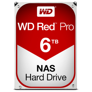 Hard Disk NAS WESTERN DIGITAL Red Pro 6TB, SATA3, 7200rpm, 128MB, WD6002FFWX