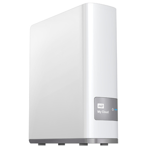 Network Attached Storage WD My Cloud WDBCTL0080HWT, 8TB, argintiu