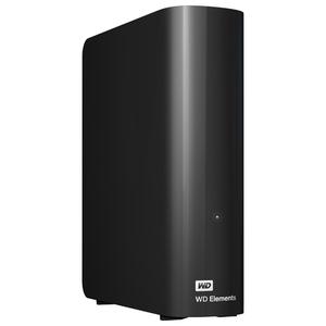 Hard Disk Drive extern WD Elements WDBWLG0040HBK, 4TB, USB 3.0, negru