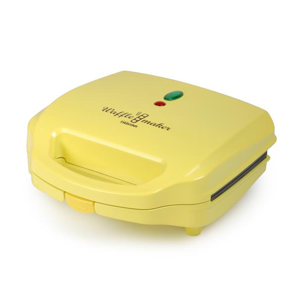Aparat pentru waffle TRISTAR WF-2116, 700 W, galben
