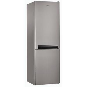 Combina frigorifica WHIRLPOOL BLF 8001 OX, 339 l, 188.8 cm, A+, inox
