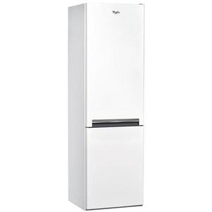 Combina frigorifica WHIRLPOOL Supreme Dual NoFrost BSNF 8101 W, 315 l, 188 cm, A+, alb