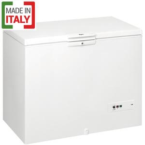Lada frigorifica WHIRLPOOL WHM 3911, 390 l, 91.1 cm, A+, alb
