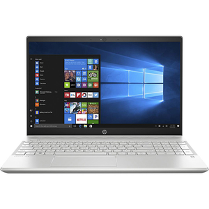 "Laptop HP Pavilion 15-cs0024nq, Intel Core i3-8130U pana la 3.4GHz, 15.6"" Full HD, 4GB, 1TB + Intel Optane 16GB, Intel UHD Graphics 620, Windows 10 Home"