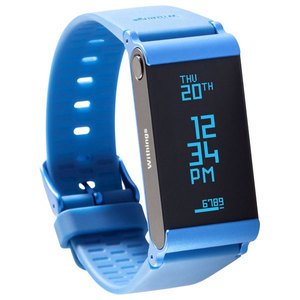 Pedometru WITHINGS Pulse O2, Blue