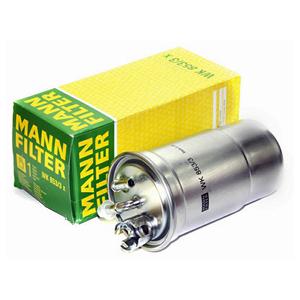 Filtru combustibil MANN WK853/3X pentru VW/Audi/Seat/Skoda