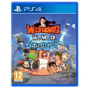Worms: WMD (Weapons of Mass Destruction) PS4