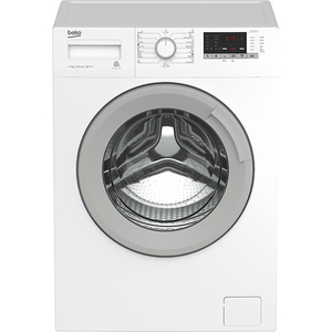 Masina de spalat rufe frontala BEKO WTV9612XS, 9kg, 1200rpm, A+++, alb
