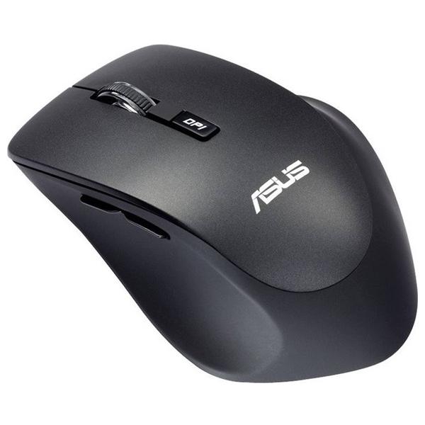 Mouse Wireless ASUS WT425, 1600 dpi, negru