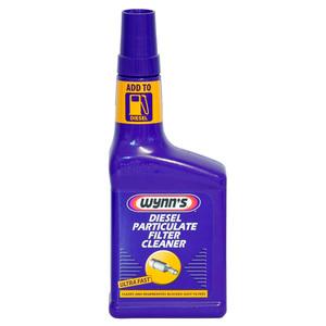 Aditiv pentru curatarea filtrului de particule la motoarele Diesel WYNN'S WYN28263, 0,325l