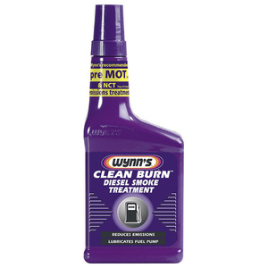 Solutie pentru reducerea fumului negru la moatoare Diesel WYNN'S WYN67969, 0,325l