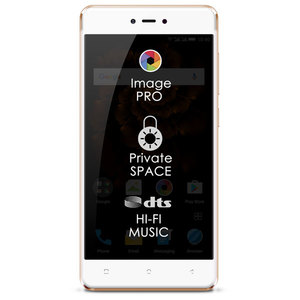 Telefon ALLVIEW X3 Soul Lite 16GB DUAL SIM Gold