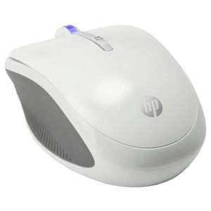 Mouse Wireless HP X3300, 800 dpi, alb