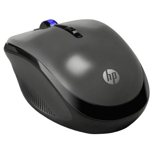 Mouse Wireless HP X3300, 800 dpi, gri