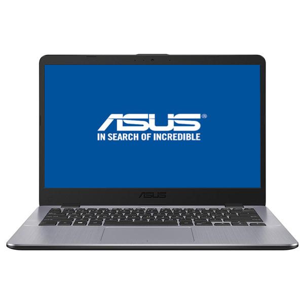 "Laptop ASUS Vivobook X405UA-BM396, Intel® Core™ i5-7200U pana la 3.1GHz, 14"" Full HD, 4GB, SSD 256GB, Intel® HD graphics 620, Endless"