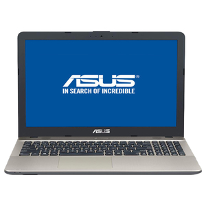 "Laptop ASUS X541UA-DM1223, Intel® Core™ i3-7100U 2.4GHz, 15.6"" Full HD, 4GB, SSD 256GB, Intel® HD Graphics 620, Endless"