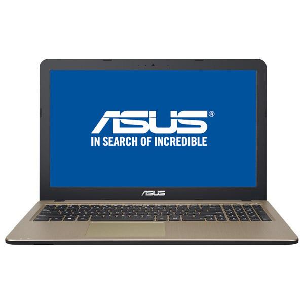"Laptop ASUS A540UB-DM695, Intel® Core™ i5-8250U pana la 3.4GHz, 15.6"" Full HD, 4GB, 1TB, NVIDIA GeForce MX110 2GB, Endless"