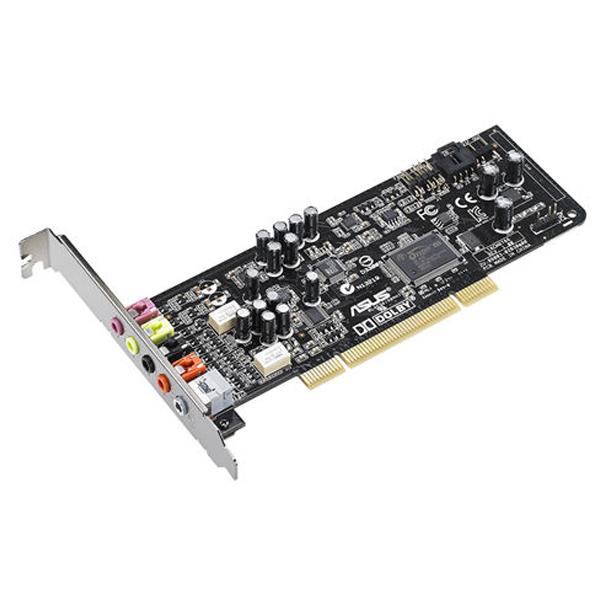 Placa de sunet ASUS XONAR DG, Dolby 5.1, PCI