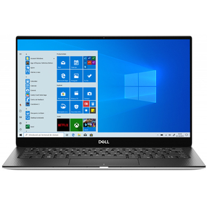 "Laptop DELL XPS 13 7390, Intel Core i7-10510U pana la 4.9GHz, 13.3"" 4K UHD Touch, 16GB, SSD 1TB, Intel UHD Graphics, Windows 10 Pro, argintiu"