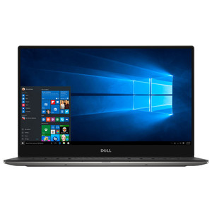 "Laptop DELL XPS 13 9360, Intel® Core i5-8250U pana la 3.4GHz, 13.3"" Full HD, 8GB, SSD 256GB, Intel® UHD Graphics 620, Windows 10 Pro"
