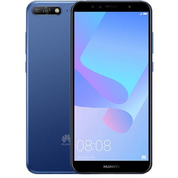 Telefon HUAWEI Y6 2018, 16GB, 2GB RAM, Dual SIM, Blue