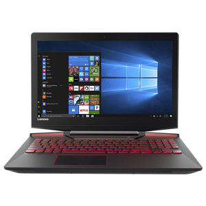 "Laptop LENOVO Legion Y720-15IKB, Intel Core i7-7700HQ pana la 3.8GHz, 15.6"" Full HD, 16GB, HDD 1TB + SSD 512GB, NVIDIA GeForce GTX 1060 6GB, Windows 10 Home"