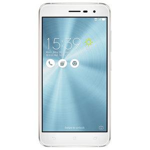 "Telefon Dual Sim ASUS ZenFone 3 ZE520KL, 5.2"", 16MP, 3GB RAM, 32GB, Octa-Core, 4G, Moonlight White"