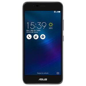 "Telefon Dual Sim ASUS ZenFone 3 Max ZC520TL, 5.2"", 13MP, 2GB RAM, 32GB, Quad-Core, 4G, Titanium Gray"