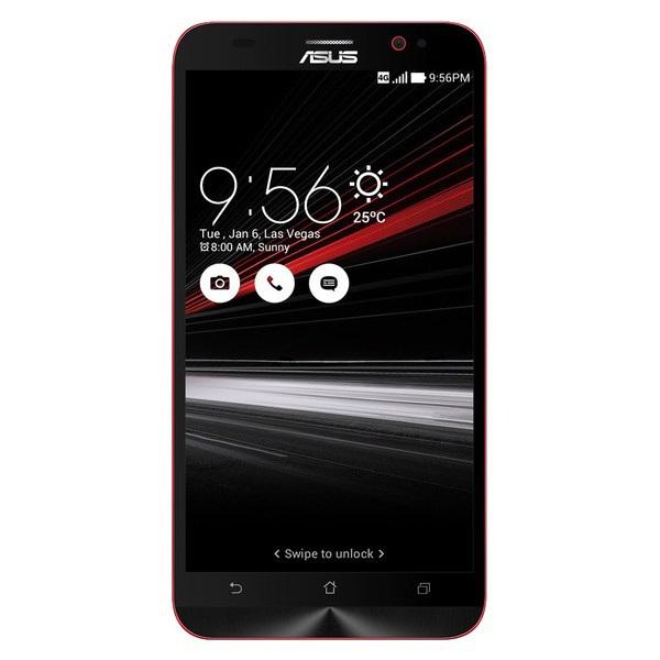 Telefon ASUS ZenFone 2 Deluxe Ed ZE551ML, Dual Sim, Silver