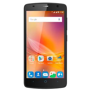 "Telefon ZTE Blade L5, 5"", 8MP, 1GB RAM, 8GB, Dual-Core, 3G, dual sim Black"